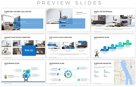 preview slides
