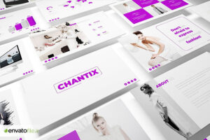Fashion قالب زیبا آماده پاور پوینت Powerpoint